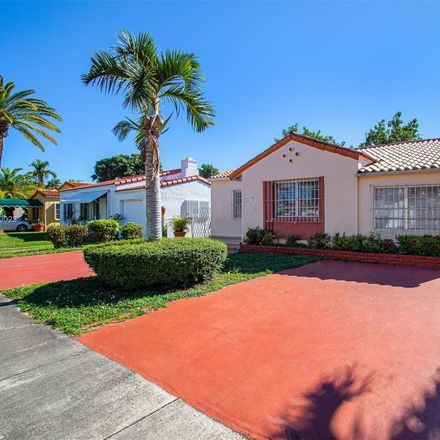 Rent this 3 bed house on 1868 Southwest 16th Street in Miami, FL 33145