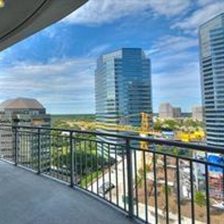 Rent this 2 bed condo on Post Oak Boulevard in Houston, TX 77056