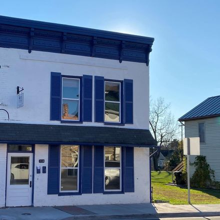 Rent this 1 bed apartment on HogFish Tattoo and Body Piercing LLC. in 238 East King Street, Strasburg