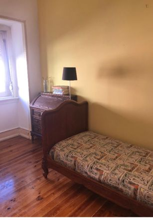 Rent this 3 bed room on 49 B in Rua Braamcamp Freire, 1900-028 Lisbon