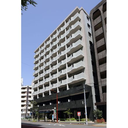 Rent this 0 bed apartment on Lawson in Circle 1, Azabu
