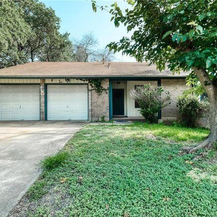 Rent this 4 bed house on 2706 Fentonridge Drive in Austin, TX 78745