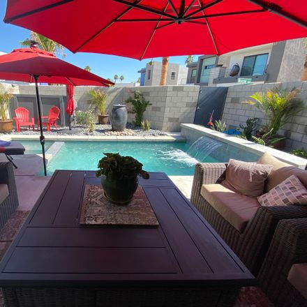 Rent this 3 bed house on Palm Springs