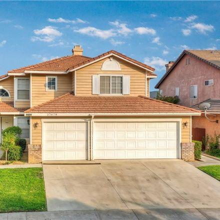 Rent this 4 bed house on 27678 Ron Ridge Drive in Santa Clarita, CA 91350