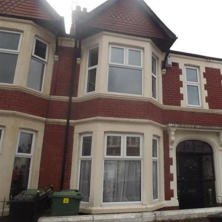 Rent this 3 bed house on Redcliffe Avenue in Cardiff, United Kingdom