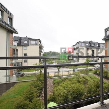 Rent this 4 bed apartment on Aleja Generała Józefa Hallera in 53-325 Wroclaw, Poland