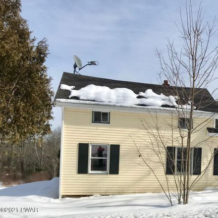 Rent this 3 bed loft on 191 Welcome Lake Rd in Beach Lake, PA