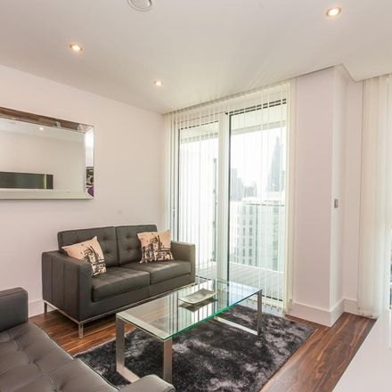 Rent this 1 bed apartment on Altitude in Buckle Street, London E1 8EN