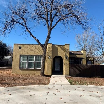 Rent this 3 bed house on 2426 Swenson Street in Abilene, TX 79603