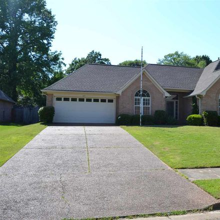 Rent this 3 bed apartment on 389 Bradford Trail in Collierville, TN 38017