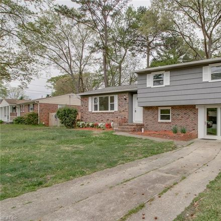 Rent this 3 bed house on 8305 Capeview Ave in Norfolk, VA