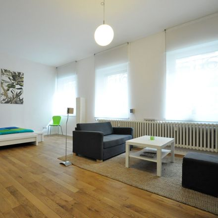 Rent this 1 bed apartment on Bagelstraße 102a in 40479 Dusseldorf, Germany