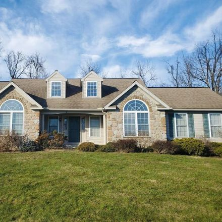 Rent this 3 bed house on 110 Hillbrook Drive in Honey Brook Township, PA 19344