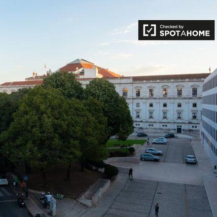 Rent this 4 bed apartment on Rua dos Prazeres 60 in 1200-366 Lisbon, Portugal