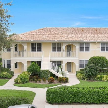 Rent this 2 bed condo on 2310 Carrington Ct in Naples, FL