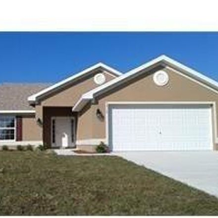 Rent this 3 bed house on 3904 29th Street Southwest in Lehigh Acres, FL 33976