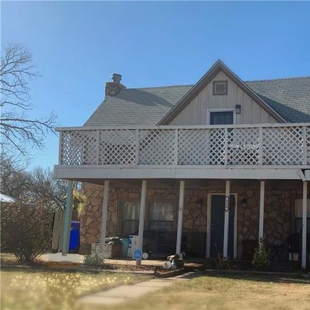 Rent this 5 bed house on 326 North Stewart Avenue in Norman, OK 73071
