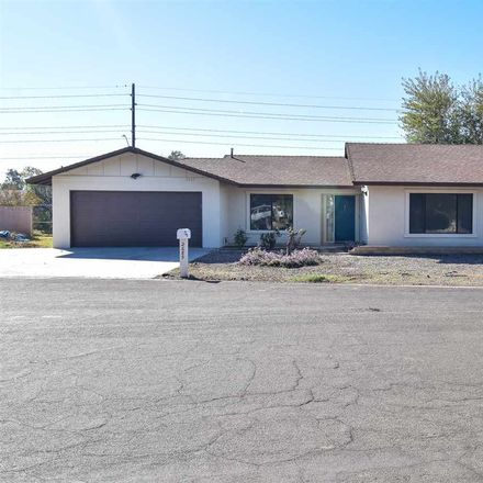 Rent this 3 bed house on W 11th Pl in Yuma, AZ