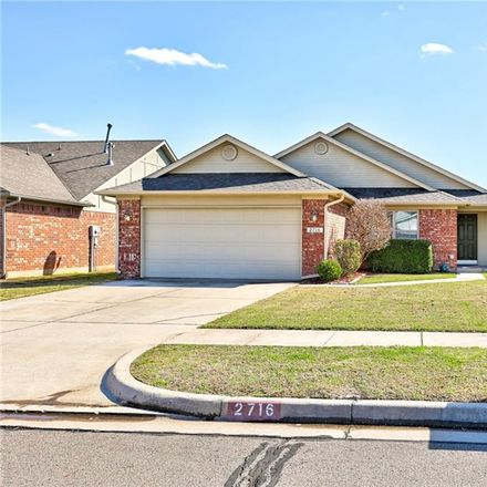 Rent this 3 bed house on 2716 Frost Lane in Norman, OK 73071