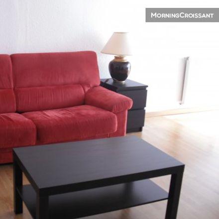 Rent this 1 bed apartment on 17 Avenue Albert 1er in 21000 Dijon, France