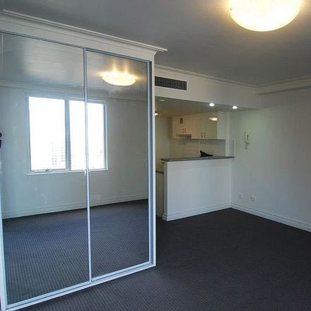 Rent this 1 bed apartment on Unit 2705/197-199 Castlereagh St