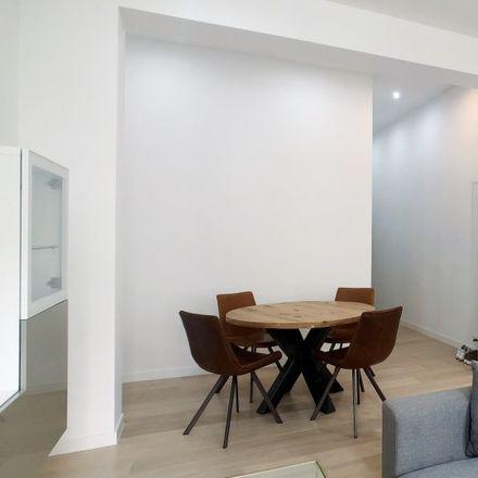 Rent this 1 bed apartment on Avenue Eugène Plasky - Eugène Plaskylaan 142 in 1030 Schaerbeek - Schaarbeek, Belgium