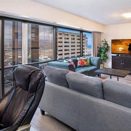 Rent this 1 bed condo on 1088 Bishop Street in Honolulu, HI 96813