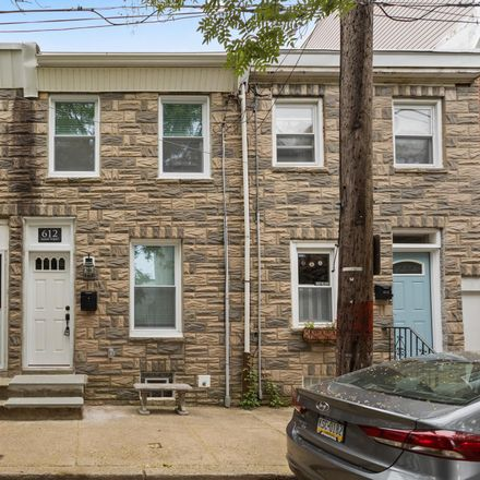 Rent this 2 bed townhouse on 612 Annin Street in Philadelphia, PA 19147
