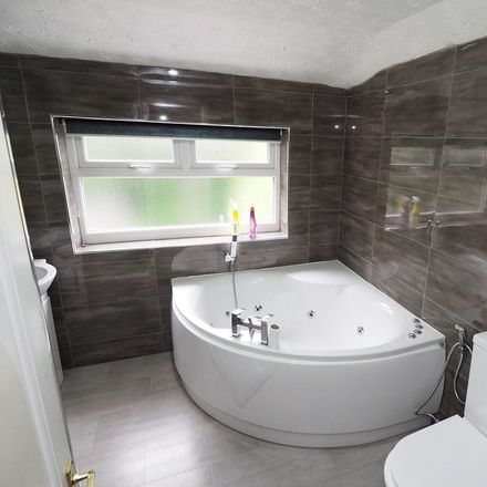 Rent this 3 bed house on Councillor Lane in Stockport SK8 2BY, United Kingdom