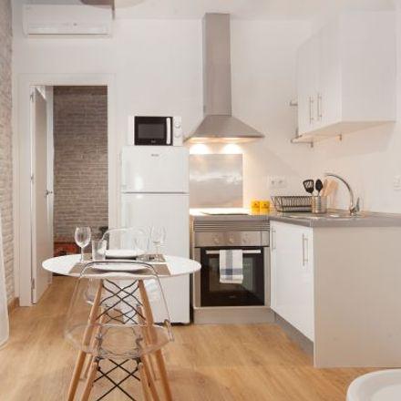 Rent this 2 bed apartment on Bar Celoneta Sangria Bar in Carrer de Sevilla, 70