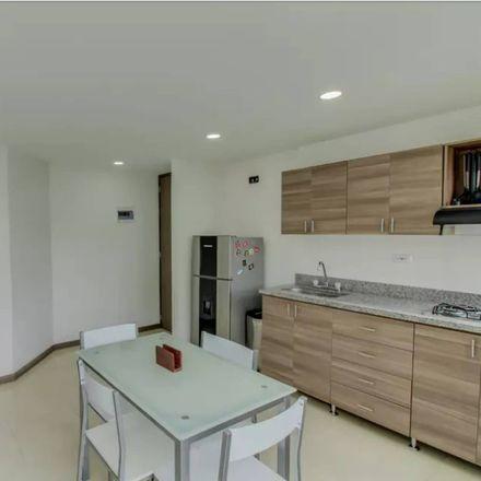 Rent this 1 bed apartment on Carrera 48 in Santa María de Los Ángeles, 0500 Medellín