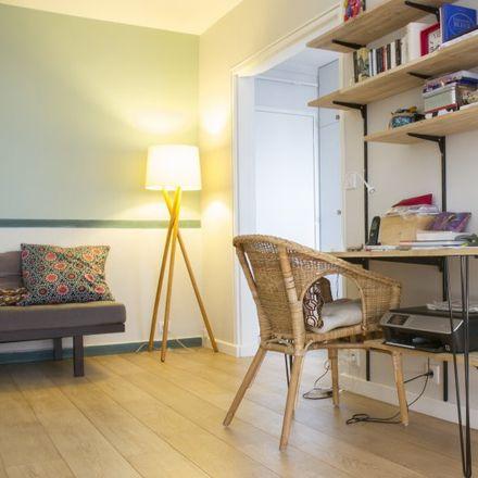 Rent this 1 bed apartment on 9 Rue Ordener in 75018 Paris 18e Arrondissement, France