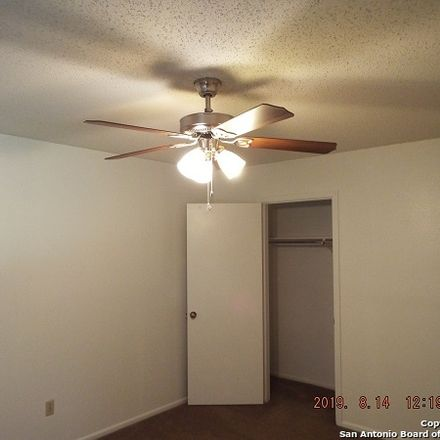 Rent this 3 bed house on 9311 Cliff Way St in San Antonio, TX