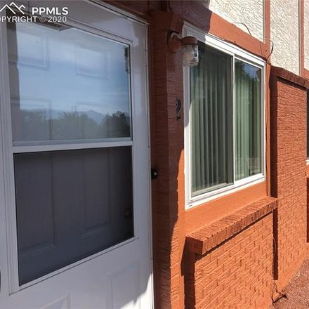 Rent this 2 bed duplex on Nokomis Dr in Colorado Springs, CO