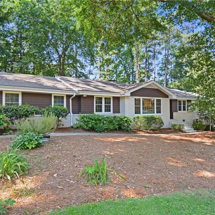 Rent this 4 bed house on 2653 Galahad Dr NE in Atlanta, GA