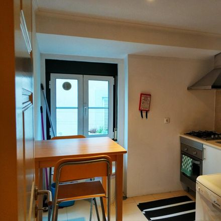 Rent this 1 bed apartment on Pátio das Parreiras in 1200-341 Lisbon, Portugal