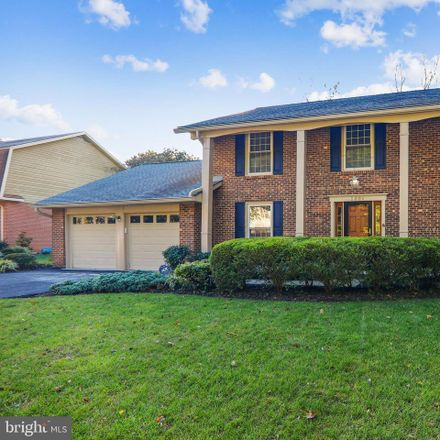 Rent this 4 bed house on 1501 Allview Drive in Rockville, MD 20854