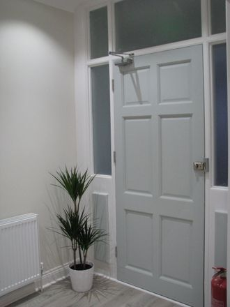 Rent this 0 bed apartment on Access Self Storage in Pinner Road, London HA1 4HZ