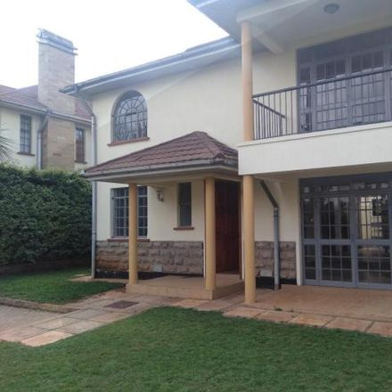 Rent this 4 bed house on Nairobi in 13628-00800, Kenya
