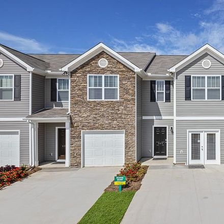 Rent this 3 bed townhouse on Windrow Ter in Spartanburg, SC