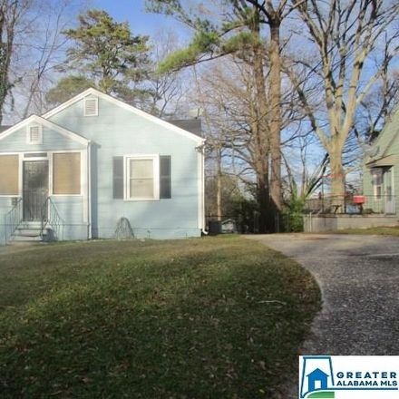 Rent this 2 bed house on 79th Pl S in Birmingham, AL