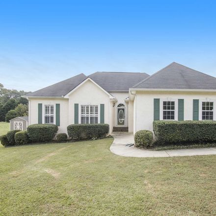 Rent this 3 bed house on 85 Vaughn School Rd in Griffin, GA