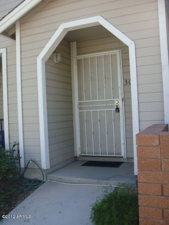 Rent this 2 bed townhouse on 510 North Alma School Road in Mesa, AZ 85201