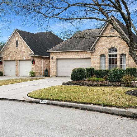 Rent this 2 bed house on 4019 Buckeye Creek Road in Houston, TX 77339