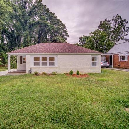 Rent this 3 bed house on 107 Whitaker Circle Northwest in Atlanta, GA 30314