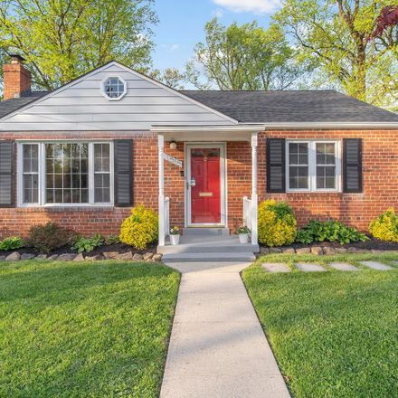 Rent this 3 bed house on Lund Pl in Silver Spring, MD