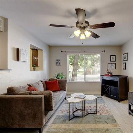 Rent this 3 bed condo on 1307 Norwalk Lane in Austin, TX 78703