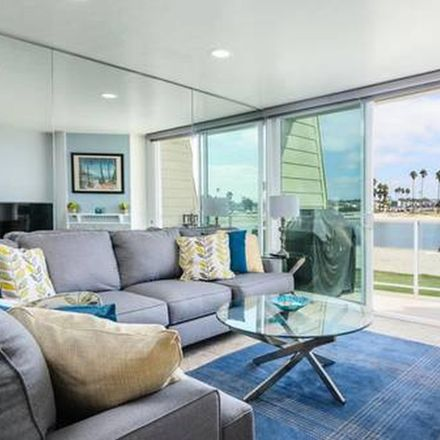 Rent this 2 bed apartment on 8 Bayside Ln in San Diego, CA 92109