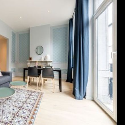 Rent this 1 bed apartment on Liège in Le Carré, WALLONIA