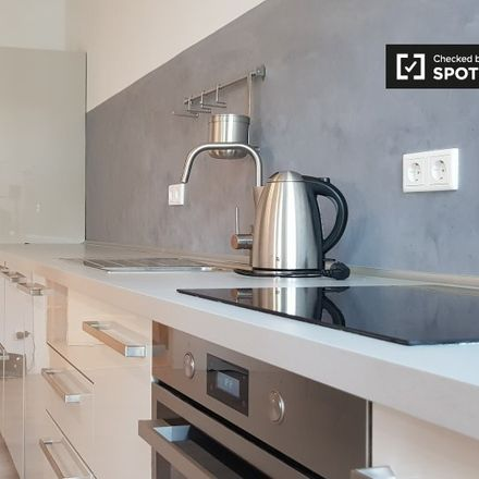 Rent this 1 bed apartment on Pistoriusstraße 119 in 13086 Berlin, Germany